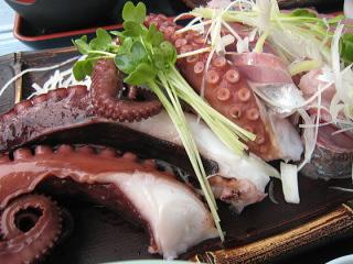 ゆうき食堂(刺身定食)/小坪